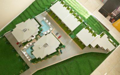 Horizon Residence model photographs